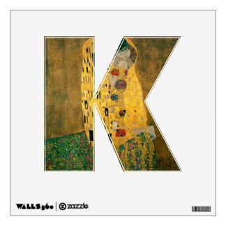 The Kiss - Gustav Klimt Wall Decal