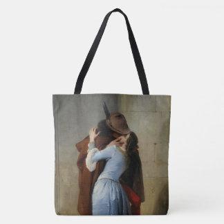 The Kiss / Il Bacio art bags
