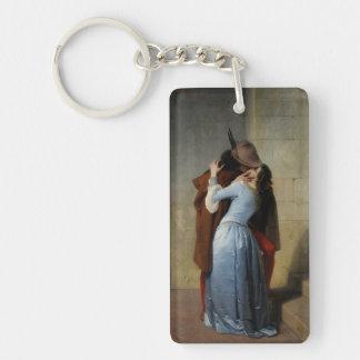 The Kiss / Il Bacio custom key chain