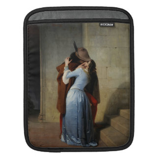 The Kiss / Il Bacio iPad case