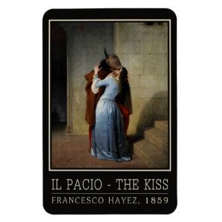 The Kiss / Il Bacio magnet