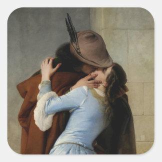 The Kiss / Il Bacio stickers