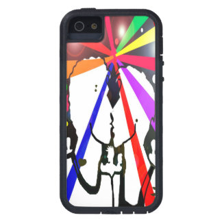 The Kiss - iPhone Tough Xtreme Case For iPhone SE/5/5s