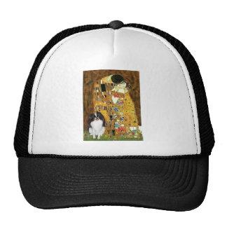 The Kiss - Japanese Chin 3 Trucker Hat