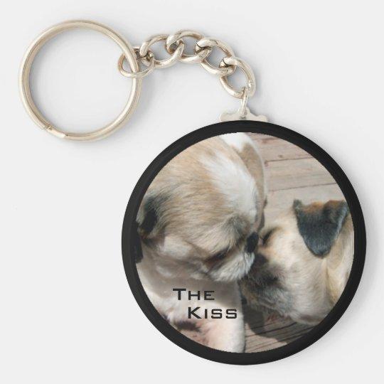 The Kiss Key Chain