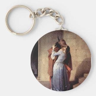 The Kiss Keychain