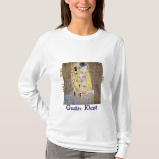 The Kiss Klimt 150 Anniversary T-Shirt