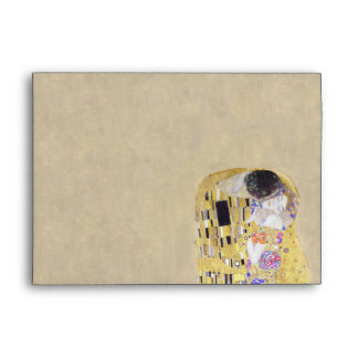 The Kiss Klimt Wedding and Anniversary Envelopes