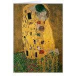 The Kiss (Lovers) by Gustav Klimt GalleryHD Card