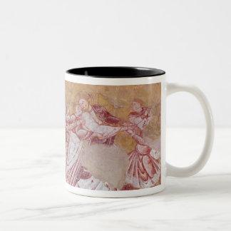 The Kiss of Judas 2 Two-Tone Coffee Mug
