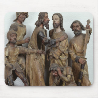 The Kiss of Judas, from Antwerp Mouse Pad