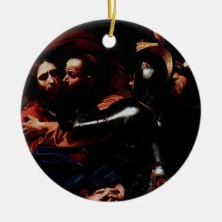 The Kiss of Judas Iscariot Ornament