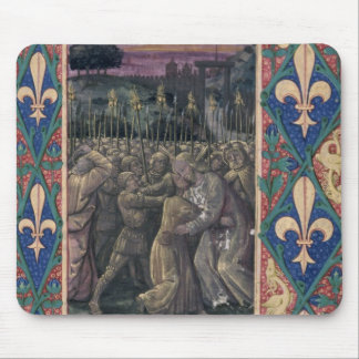 The Kiss of Judas Mouse Pad