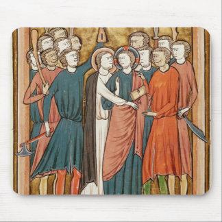 The Kiss of Judas, 'Psautier a l'Usage de Paris' Mouse Pad