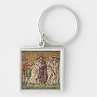 The Kiss of Judas, Scenes from the Life of Christ Keychain