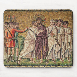 The Kiss of Judas, Scenes from the Life of Christ Mouse Pad