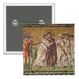 The Kiss of Judas, Scenes from the Life of Christ Pinback Button