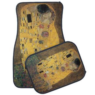 The Kiss, ,reproduction,Gustav Klimt painting,art, Car Mat
