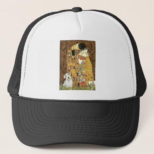 The Kiss - Sealyham Terrier Trucker Hat