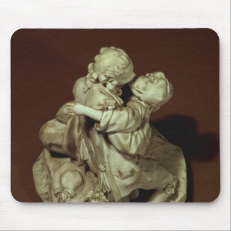 The Kiss, Sevres group, after Boucher, 1765 Mouse Pad