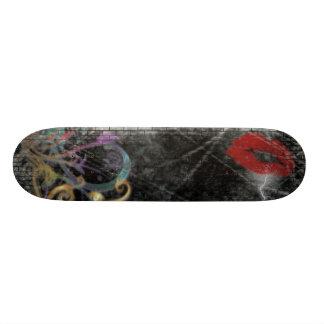 The Kiss Skateboard