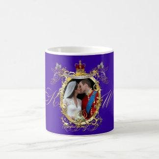 the kiss, will+kate wedding, Custom Color!! Coffee Mug