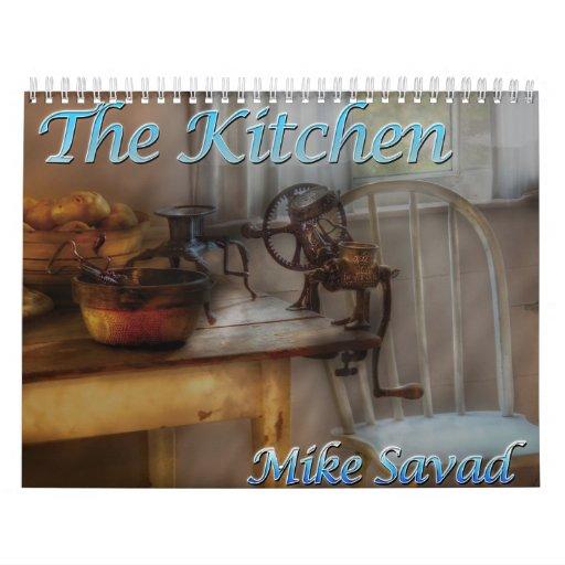 The Kitchen I Wall Calendar