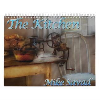 The Kitchen I Calendar