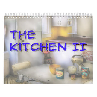 The Kitchen II Calendar