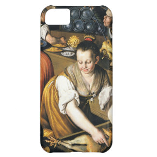 The Kitchen in detail by Vincenzo Campi Cover For iPhone 5C