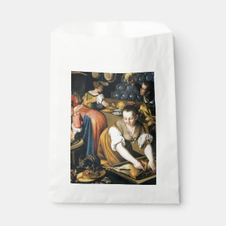 The Kitchen in detail by Vincenzo Campi Favor Bag