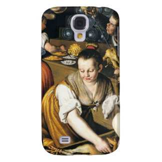 The Kitchen in detail by Vincenzo Campi Galaxy S4 Case