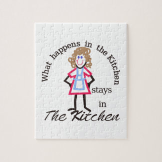The Kitchen Jigsaw Puzzle