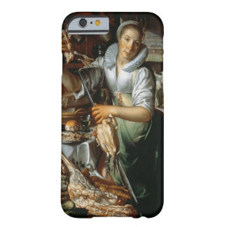 The Kitchen Maid (with Christ, Mary and Martha) c. Barely There iPhone 6 Case