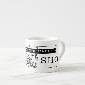 The Kitchens garden farm store Espresso coffee mug