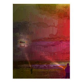 The Kite Flyers Postcard