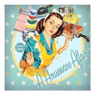 The Kitsch Bitsch: A Houseware Affair Bridal Showe Card