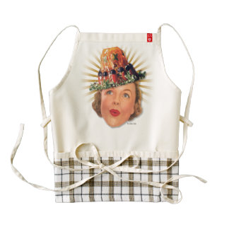 The Kitsch Bitsch : Disembodied Ladies of Kitsch Zazzle HEART Apron