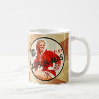 The Kitsch Bitsch : Enjoy Kitsch-mas! Coffee Mug
