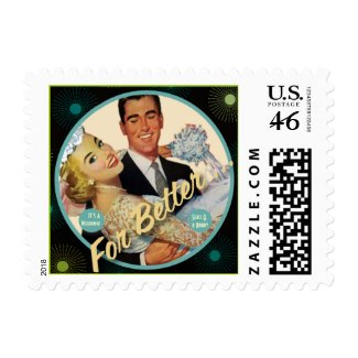 The Kitsch Bitsch : For Better ... stamp