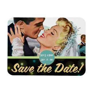 The Kitsch Bitsch : For Better ... Save The Date Magnet