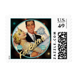 The Kitsch Bitsch : For Better ... Stamp