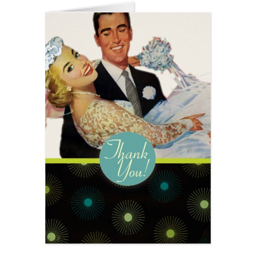 The Kitsch Bitsch : For Better ... Thank You Notes Greeting Cards