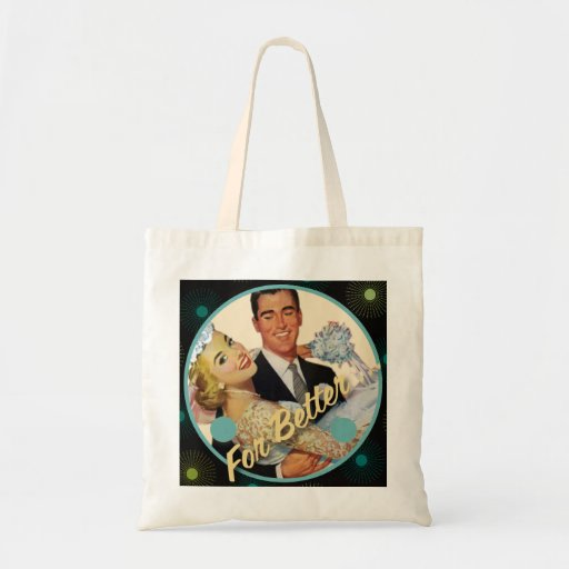 The Kitsch Bitsch : For Better ... Tote Bag
