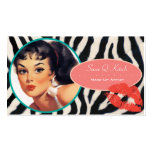 The Kitsch Bitsch : Glam-A-Zon Business Card