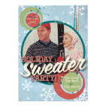 The Kitsch Bitsch : Holiday Sweater Party! Custom Invitation