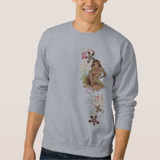 The Kitsch BItsch : Hula Hips! Sweatshirt