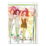 girls night out, just the gals, retro, vintage,