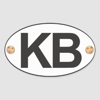 The Kitsch Bitsch : Kitsch Bitsch Car Sticker