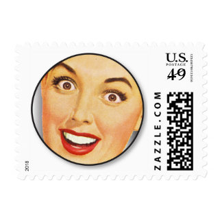 The Kitsch Bitsch : Kitsch Bitsch Logo Postage Stamp